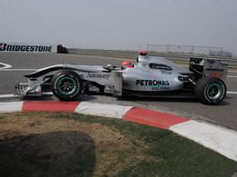 F1: Schumi espère une réelle progression en Espagne !