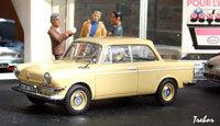 Miniature : 1/43ème - BMW LS Limousine