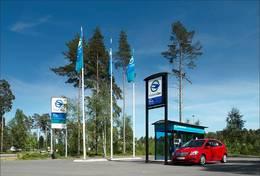 Les véhicules au gaz naturel/biogaz ont le vent en poupe en Suède