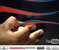 Vidéo moto : le Pinstriping