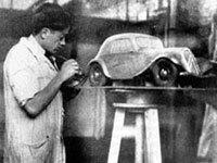 Musée Flaminio Bertoni: hommage au créateur de la Traction...