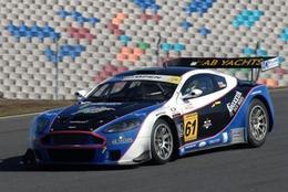 Villois Racing projette d'engager une Aston Martin GT2 en International GT Open
