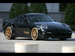 Porsche 997 Turbo Roock Racing, 602 chevaux en toute sobriété
