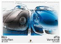 Porsche: 4 calendriers thématiques pour 2009