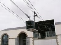 Brest met en service son téléphérique urbain