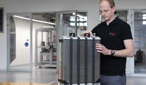 Bosch s'éloigne un peu plus des batteries et se lance dans l'hydrogène