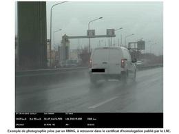 Les nouveaux radars mobiles prennent aussi par l'avant en roulant