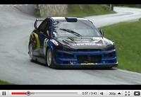 Réveil Auto - Une Subaru Impreza de 600ch en course de côte