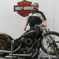 Actualité - La Harley-Davidson naufragée du tsunami: L'épilogue