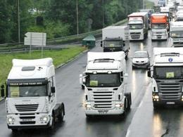 Les routiers se disent inquiets face à la hausse du prix du carburant
