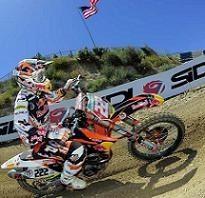 Motocross mondial : Glen Helen, Antonio Cairoli gagne devant Mike Alessi