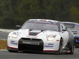 FIA GT1/Silvertsone - Nissan, et la GT-R, héritent du Tourist Trophy sur tapis vert