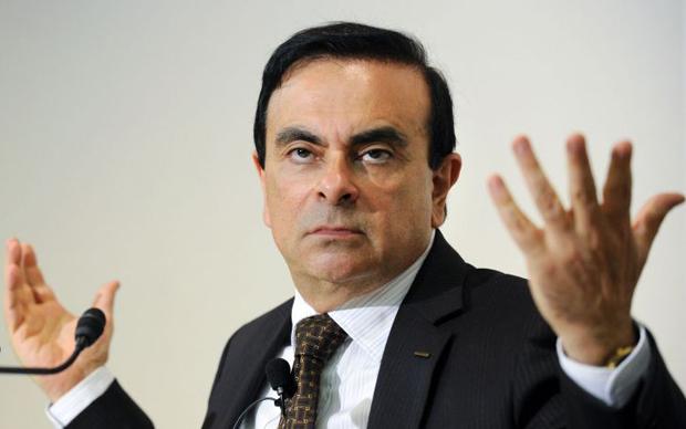 Carlos Ghosn Salaire : carlos ghosn son salaire en question lors de la pr sidentielle ~ Medecine-chirurgie-esthetiques.com Avis de Voitures