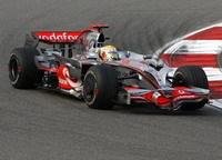 F1: GP de Chine: Hamilton presque sur le trône !