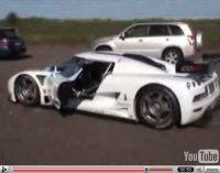 La vidéo du jour : Koenigsegg CCGT