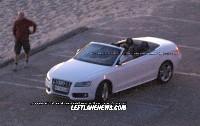 Audi S5 cabriolet: c'est elle!
