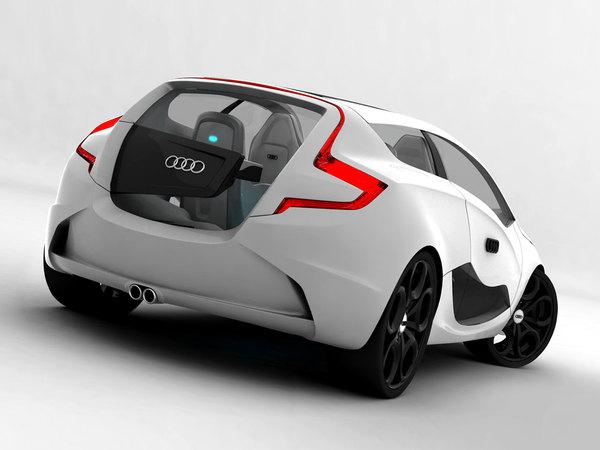 Design : Audi O Concept par Ondrej Jirec