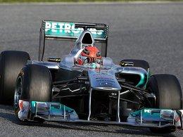Essais F1 Barcelone Jour 4 : les Mercedes boys impressionnent