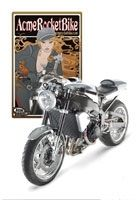 "Café Racer : Yamaha R1 ""Café Roadster"" (Acme Rocket Bike)"