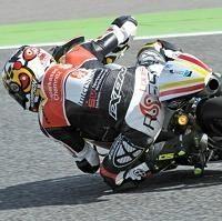 Moto3 - Catalogne D.1: Louis Rossi a de l'appétit !