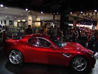 L'Alfa Romeo 8C Competizione évoluerait-elle?