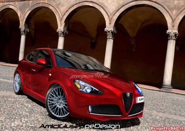 Future Alfa 149 : comme ça ?