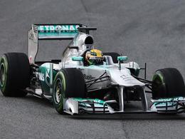 GP d'Italie de F1 : Lewis Hamilton domine la première séance d'essais libres