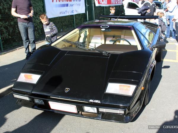 Photos du jour : Lamborghini Countach 5000S