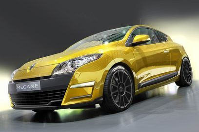 Future Renault Megane GTi: les anglais la voient comme ça !