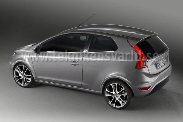 Future Volvo P20 : petite suédoise naturalisée chinoise ?