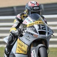 Moto 2 - Catalogne D.1: Thomas Lüthi n'a pas amusé la galerie