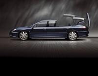 La Peugeot 607 Paladine de Sarkozy