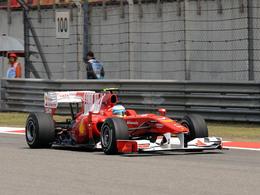 F1 : Ferrari inaugure le F-Duct