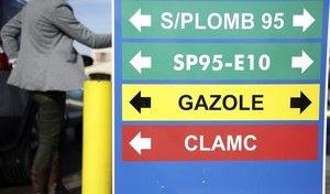 Carburant: le gouvernement ne fera pas de geste sur les prix