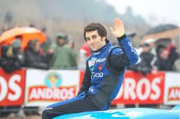 Nicolas Prost champion électrique en Trophée Andros