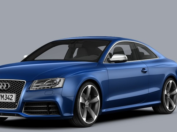 Configurez votre Audi RS5