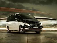 Pékin 2012 : Mercedes dévoile le Viano Vision Diamond