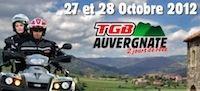 TGB Auvergnate 2012 : rendez-vous les 27 et 28 octobre prochains !