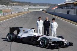 Insolite : en F1 cette année, une BMW à moteur Ferrari !