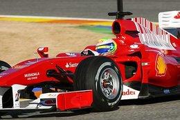 Essais F1 Valence 2010 : Massa le plus rapide (+ toutes les photos de la matinée)