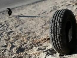 [Vidéo] Rubber par Quentin Dupieux : ce pneu vous veut du mal