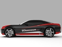 Verschuur distributeur de la Camaro GT4 en Europe