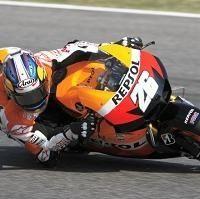 Moto GP - Catalogne L.3: Pedrosa mène mais Stoner impressionne