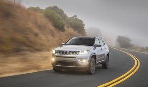 Jeep : le Compass, futur gros succès commercial