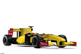 [Vidéo] Le nouveau plumage de Renault F1