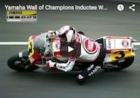 Vidéo: Yamaha Wall of Champions, Wayne Rainey