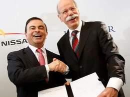 Accord Daimler-Renault : il y aura des Twingo et des Kangoo Mercedes