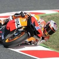 Moto GP - Catalogne Qualifications: Casey Stoner a joué les durs avec les tendres