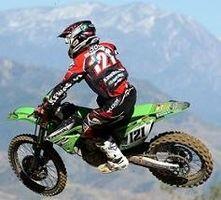Motocross mondial :  Xavier Boog sauve les Kawasaki avec succès