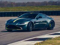 Aston Martin Vantage: une version AMR à boîte manuelle